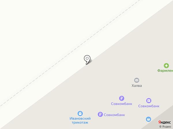 Совкомбанк, ПАО на карте Самары