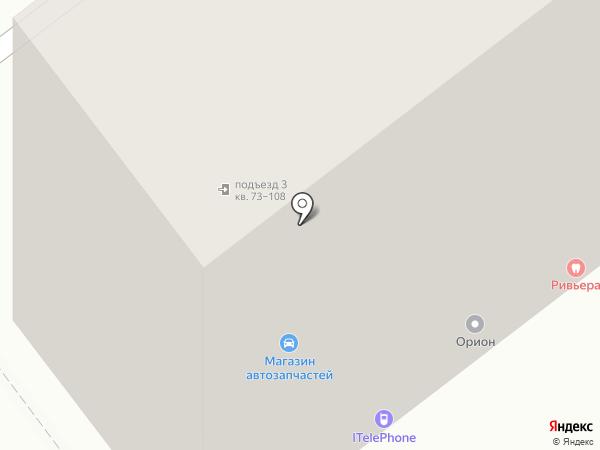 Gladiolus на карте Самары