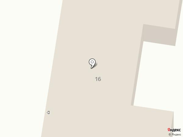 Столовая на карте Мирного