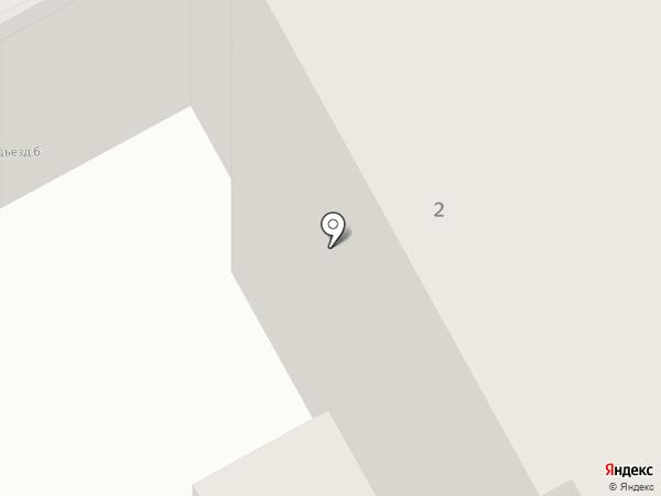 Салон-парикмахерская на карте Самары