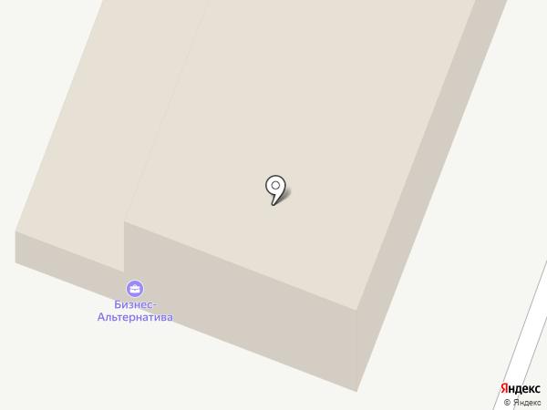 Технофф 63 на карте Самары