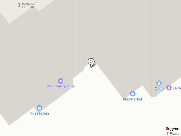 Ателье на карте Самары