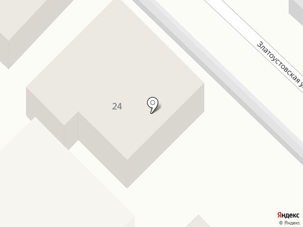 Авк-Энерго на карте Самары