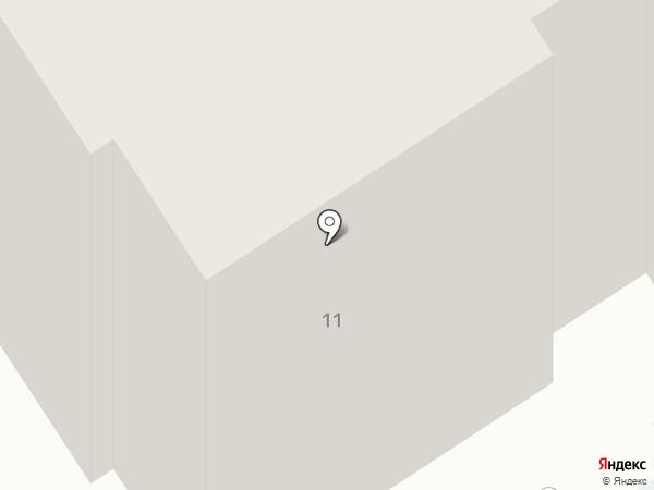 А.С.К. на карте Самары