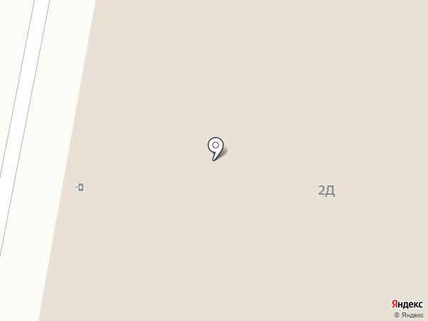 Поволжье Моторс на карте Самары