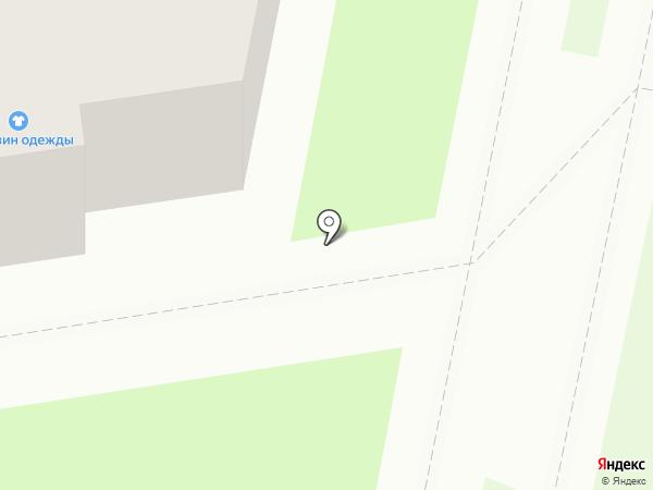 Трешка на карте Самары