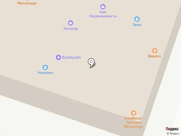 Euroinox на карте Самары