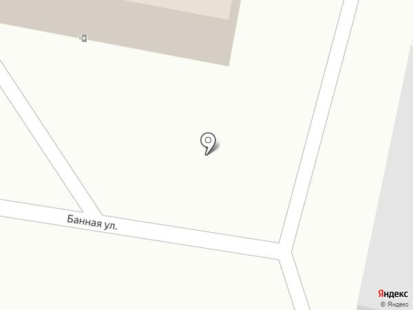 Юг-21 на карте Самары