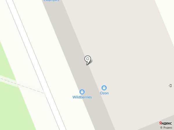 Домовёнок на карте Самары