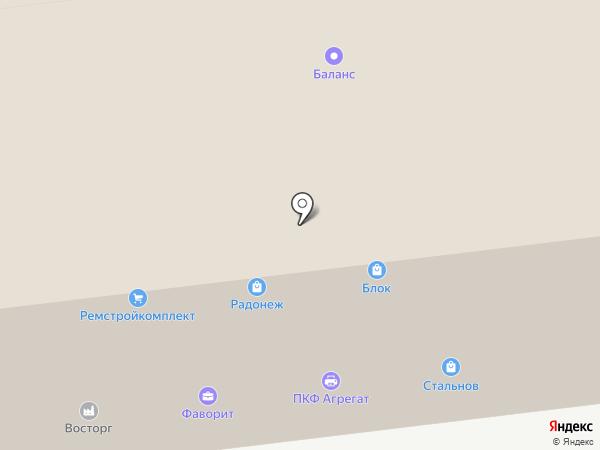 КАНПИТ на карте Самары