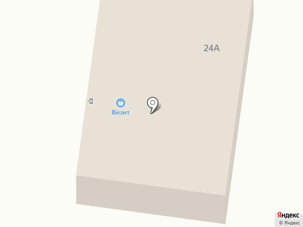 Продуктовый магазин на карте Екатериновки
