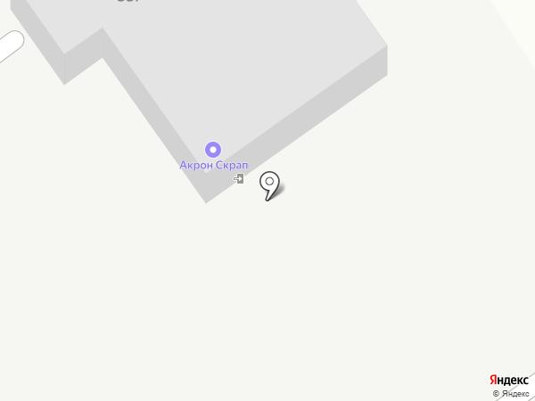 Пункт приема лома на карте Самары