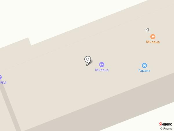 Эдем777 на карте Самары
