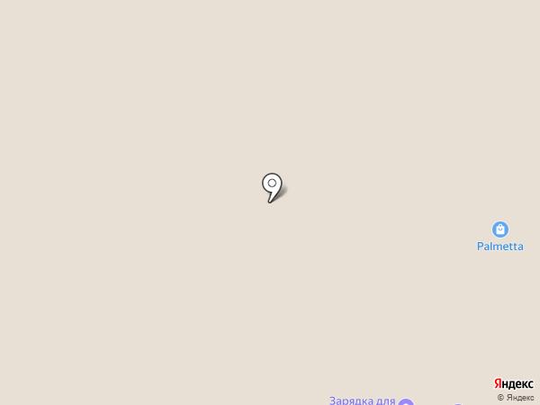 Эконика на карте Самары