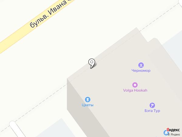 Pole School на карте Самары