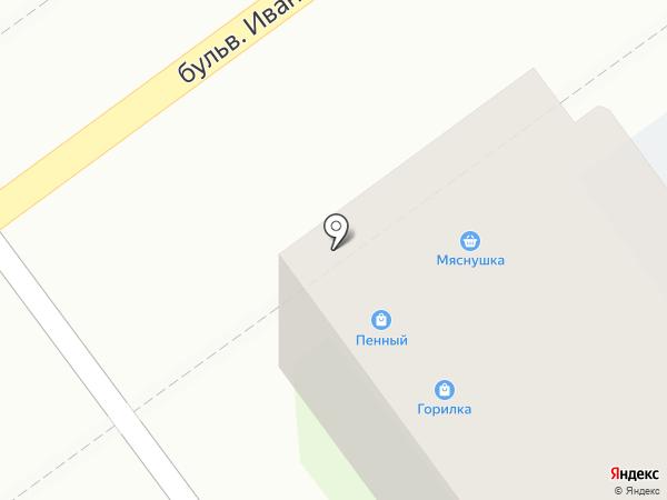 SMOKE HOYSE на карте Самары
