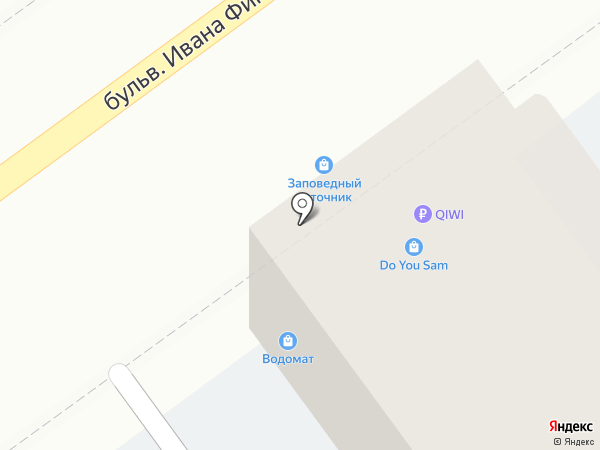 Светлячок на карте Самары