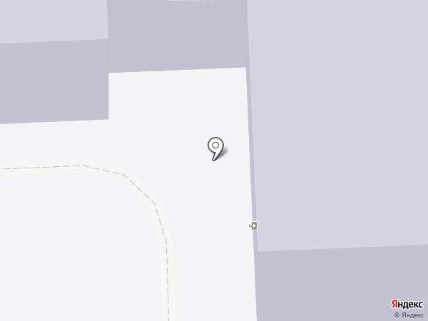 Средняя общеобразовательная школа им. Е.М. Зеленова на карте Новосемейкино