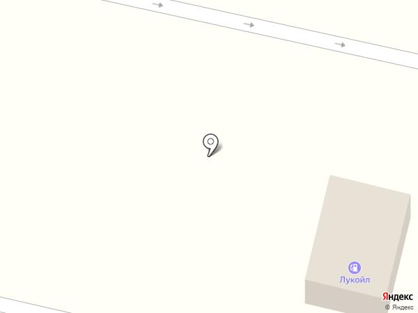 АЗС на карте Новосемейкино