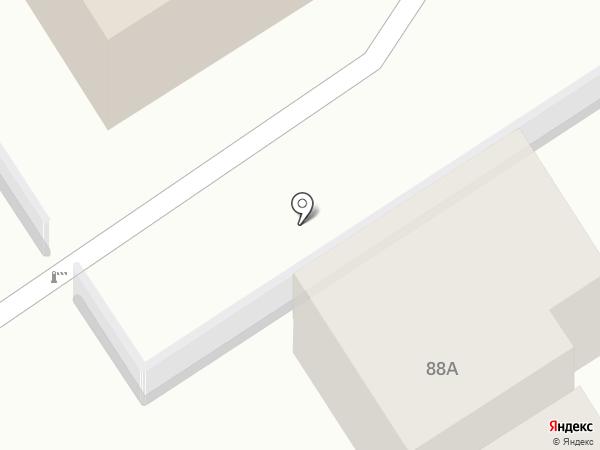 Поволжская Алюминиевая Компания, ЗАО на карте Новосемейкино