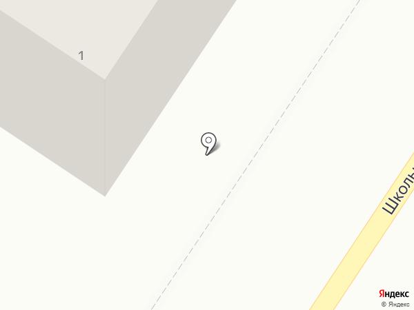 Сбербанк, ПАО на карте Новосемейкино