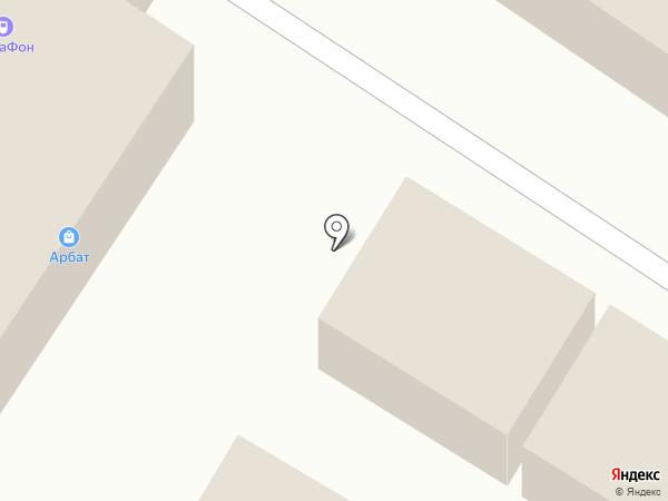 Садовница на карте Новосемейкино