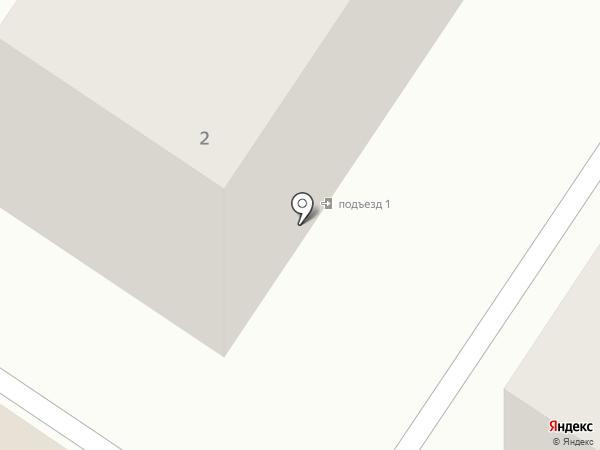 Адвокат Гусева А.А. на карте Новосемейкино