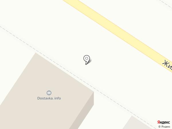 Ювелирная мастерская на карте Новосемейкино