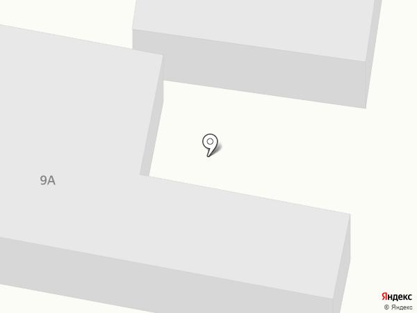 КРОН на карте Смышляевки