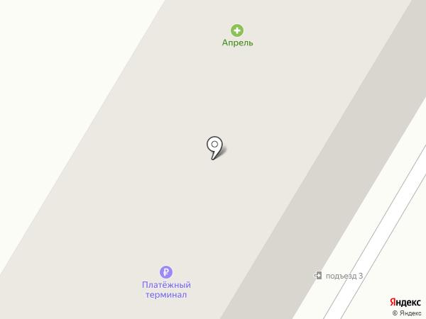 Багира на карте Новосемейкино