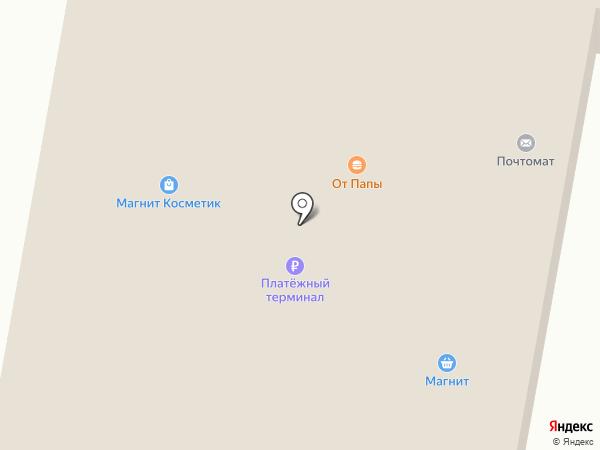 Магазин цветов на карте Петры Дубравы