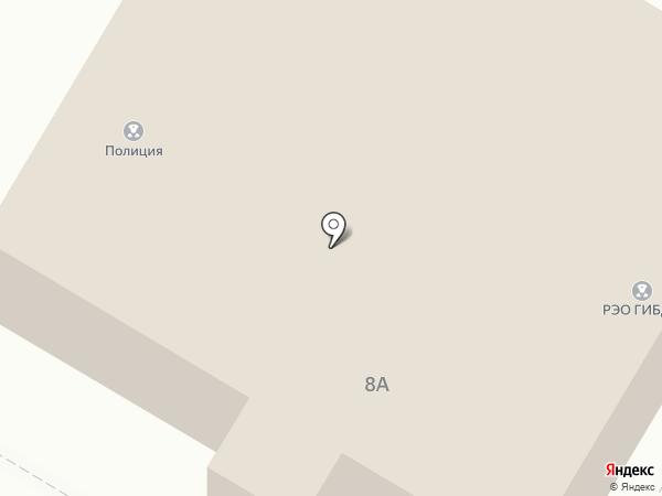 Участковый пункт полиции, Отдел полиции №57, Управление МВД России по г. Самаре на карте Новосемейкино