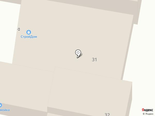 Фото Дубрава РФ на карте Петры Дубравы