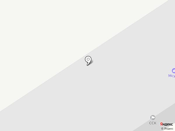 Гранд-Энергоресурс на карте Смышляевки