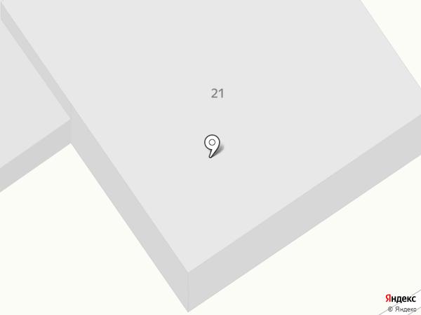 ТехМаш-Сервис на карте Новосемейкино
