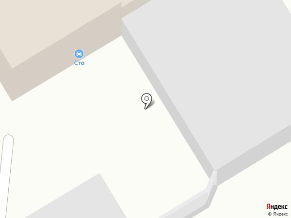 ЭКОСЕРВИС-2 на карте Новосемейкино
