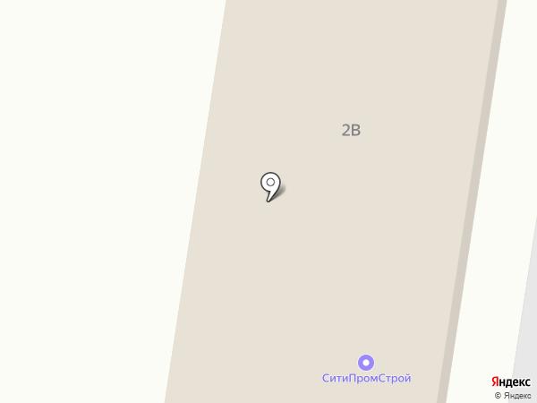 Сантоп на карте Смышляевки