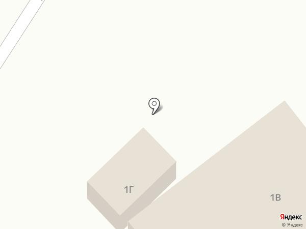 Шиномонтажная мастерская на ул. Механиков на карте Смышляевки