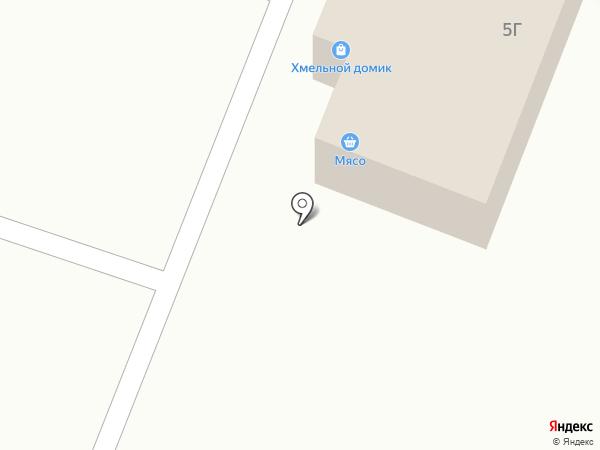 Магазин мяса на карте Смышляевки