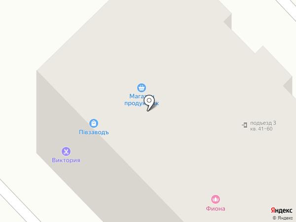 ПIВЗАВОДЪ на карте Смышляевки