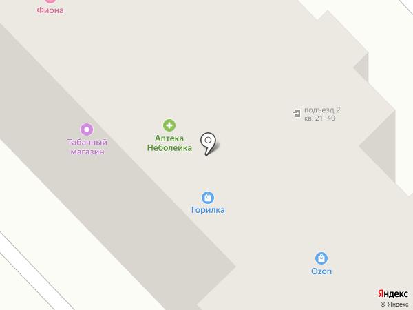М-Фото на карте Смышляевки