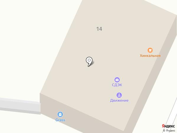 Атмосфера на карте Красного Яра