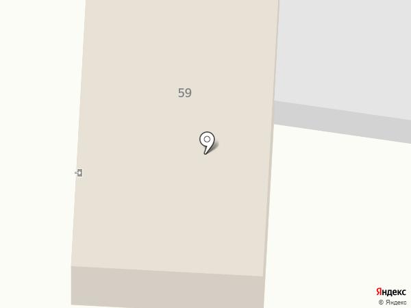 Отдел военного комиссариата Самарской области по Красноярскому району на карте Красного Яра
