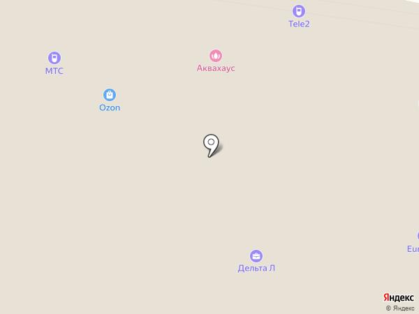 Связной на карте Красного Яра
