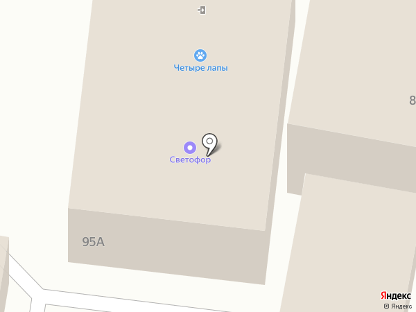 Магазин электроники на карте Красного Яра