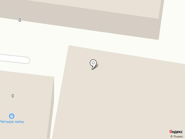 ОВАС-Самара на карте Красного Яра