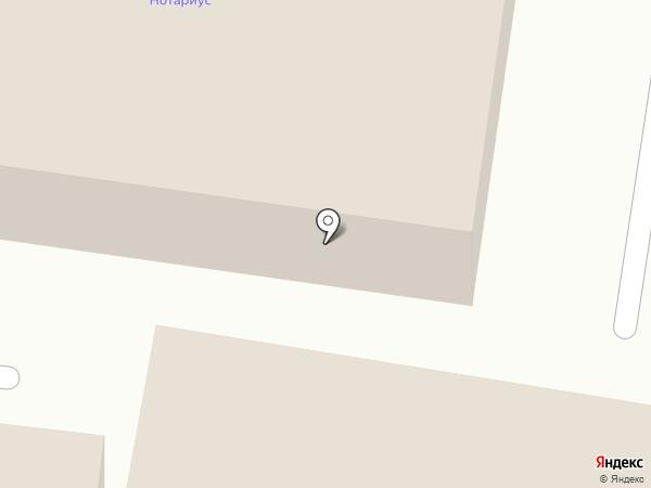 Магазин детской одежды на карте Красного Яра