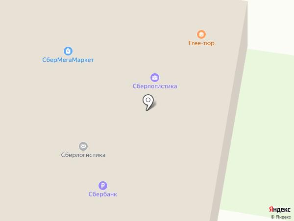 Жевлакова Т.В. на карте Красного Яра