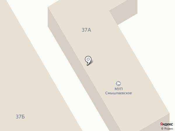 Карина на карте Смышляевки
