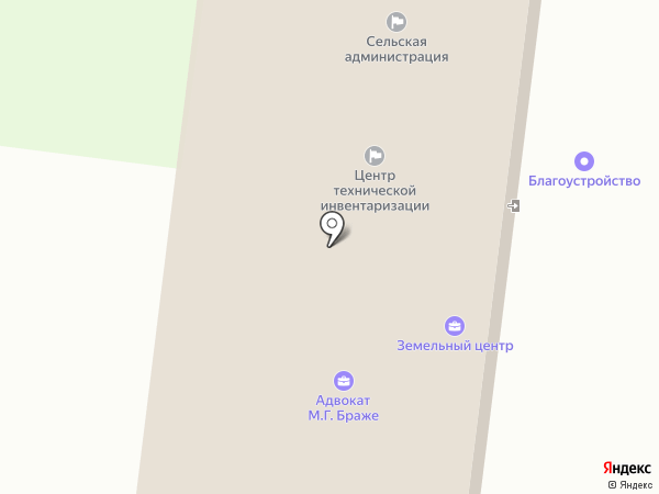 Административная комиссия на карте Красного Яра